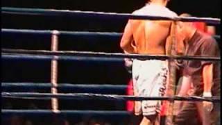 Rocky Johnson Vs Ali Abdelaziz MMA Fight