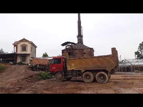 """Huyện Sóc Sơn """"bảo kê"""" cho lò gạch hoạt động trái phép tại xã Bắc Sơn"""