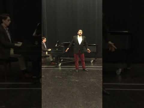 """La Vendetta"" from Mozart's The Marriage of Figaro."