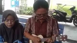 TURU NING PAWON Cover Bapak Sama Anaknya