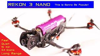 REKON 3 NANO FPV Drone - This is gonna be Popular!