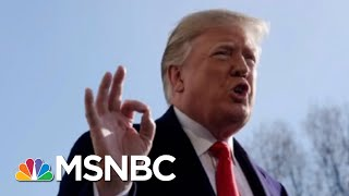 Donald Trump Lashes Out On Twitter Ahead Of Big Day In Russia Probe | Velshi & Ruhle | MSNBC