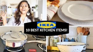 10 BEST IKEA KITCHEN ITEMS IN INDIA | Modern Kitchen Essentials 2019