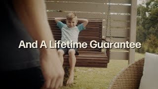 Larry Fleet Lifetime Guarantee