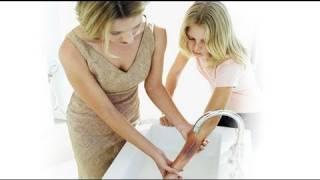 Cómo curar una quemadura, primeros auxilios para niños