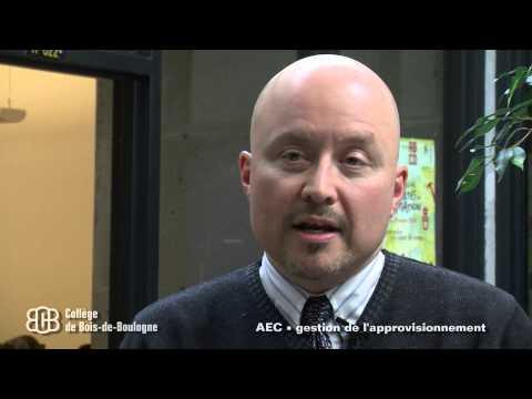 AEC | Gestion de l'approvisionnement