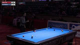 Siming Chen v Tzu Chien Wei WPBA Masters 2019