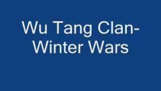 Wu Tang Clan Winter Wars