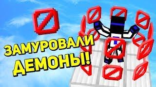 СЛИШКОМ МНОГО НЕВИДИМЫХ БЛОКОВ! - Карта от подписчика №1
