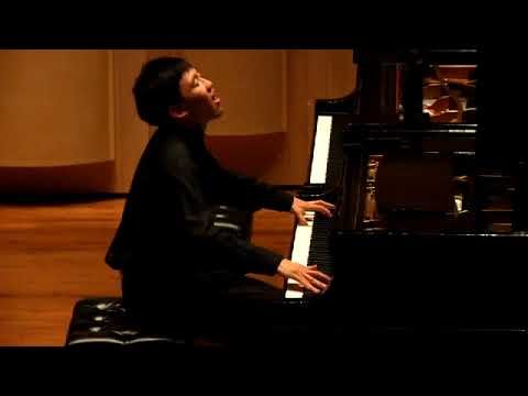 Sonata No. 6 in A major, Op. 82 Mvt. IV 'Vivace' by Sergei Prokofiev (performed by Max Ma)