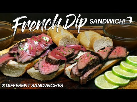 Sous Vide FRENCH DIP SANDWICH | Sous Vide Everything