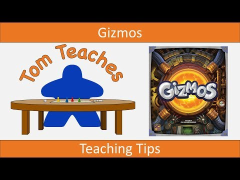 Tom Teaches Gizmos (Teaching Tips)