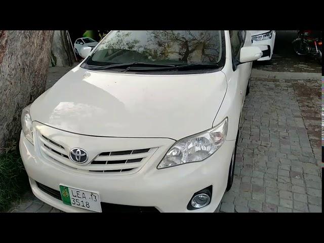 Toyota Corolla GLi 1.3 VVTi 2015 for Sale in Bahawalpur