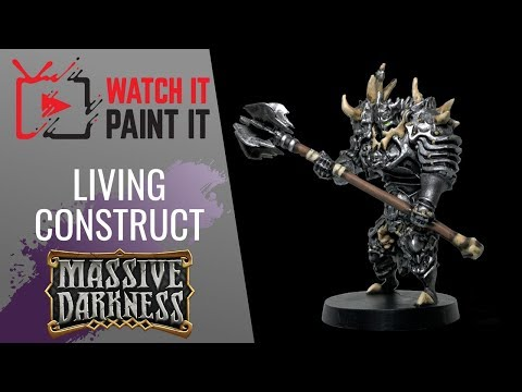 Massive Darkness - Painting Living Construct