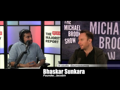 TMBS - 71 - The Difference Between Bernie and Warren (And Everyone Else) ft. Bhaskar Sunkara