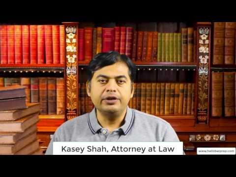 Patent Bar Exam Practice Question - Kasey Shah ... - YouTube