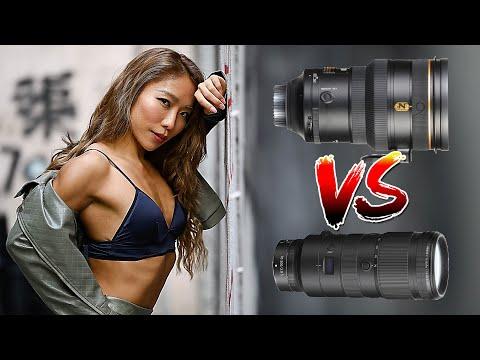Nikon Z 70-200mm f2.8S vs 200mm f2G
