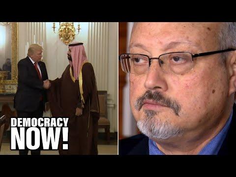 Kingdom of Silence: 2 Years After Khashoggi Murder, New Film Explores Deadly U.S.-Saudi Alliance
