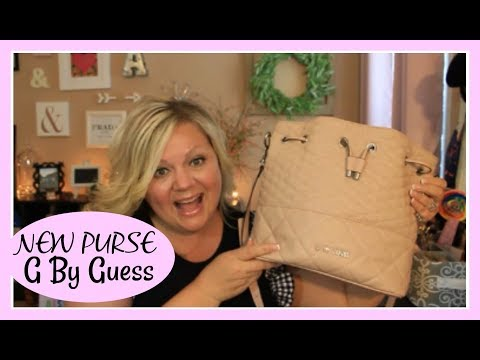 New Purse | G By Guess | April 2018