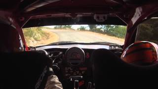 AlonsoListe/J.Prieto - Rally 48 Ourense 2015 - TC2 Cañon do Sil