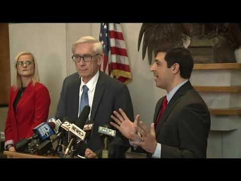 The incoming Democratic governor of Wisconsin, Tony Evers, says he plans to make a personal appeal to his defeated rival, Gov. Scott Walker, to veto far-reaching GOP legislation that would strip the new administration of some powers. (Dec. 6)