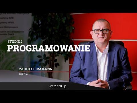 Wojciech Materna TOP S A Programowanie PL