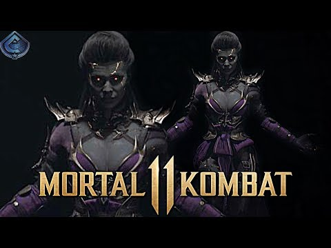 Mortal Kombat 11 - SINDEL OFFICIALLY REVEALED!