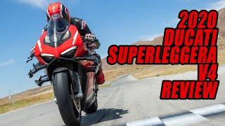 2020 Ducati Superleggera First Ride Review
