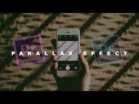 Tutorial Membuat Parallax – Adobe Photoshop & Premiere Pro (Indonesia)