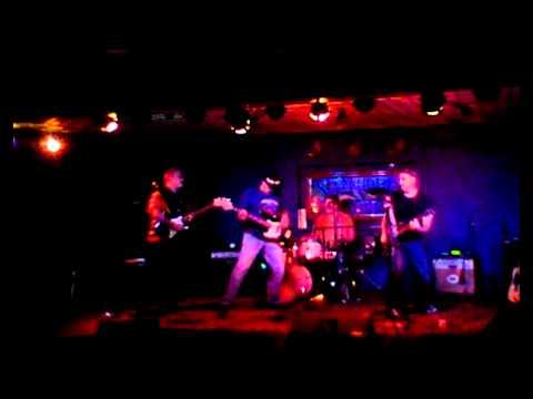 Matt Coffy Band- Freeborn Man