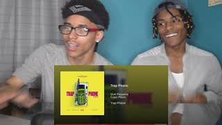 Trap Phone   Gue Pequeno Ft. Capo Plaza REACTION WFREESTYLE