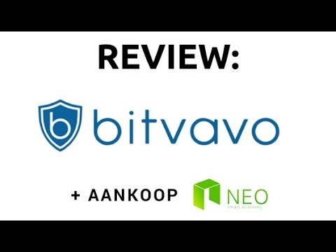 Bitvavo Review. + Neo kopen.