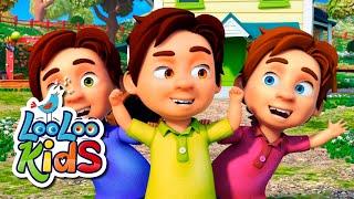 A Ram Sam Sam - THE BEST Songs for Children | LooLoo Kids