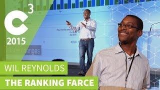 Keyword Ranking Farce | C3 2015 | Wil Reynolds