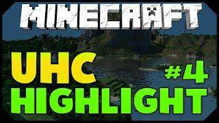 Minecraft: UHC Highlights #4 -