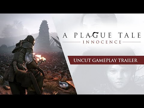 A Plague Tale: Innocence - Uncut Gameplay Trailer thumbnail