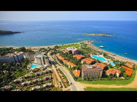 Отель - Justiniano Club Park Conti 5* Турция,  Аланья.Часть 1. - Информация для туристов. Турция