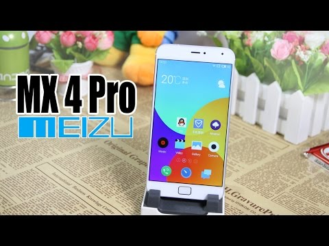 MEIZU MX4 Pro Full Review [Unboxing] M-Touch 3GB/16GB 2K Screen