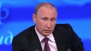 Смотреть онлайн Владимир Путин про Донбасс, Украину и Петра Порошенко