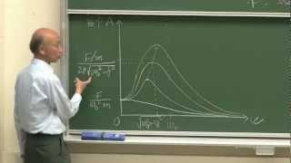 京都大学全学共通科目「振動・波動論」前川覚教授第4回講義2012年5月11日