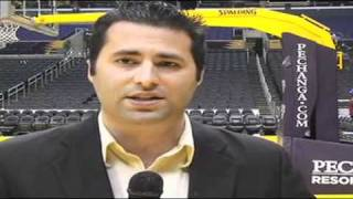 L.A. Times' Mark Medina on Lakers' 112-57 victory over Cleveland Cavaliers