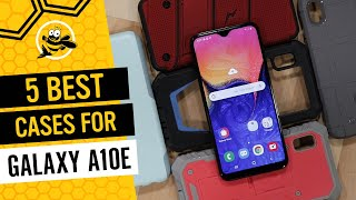 Best Cases for the Samsung Galaxy A10e!