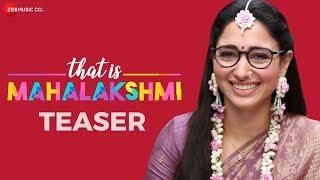 That is Mahalakshmi Trailer