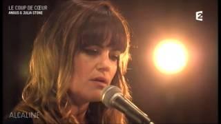 Angus & Julia Stone - Heart Beats Slow (live Alcaline, France 2)