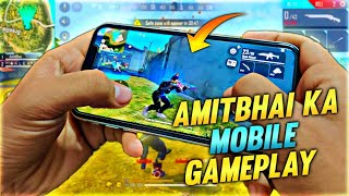Free Fire Live || Mobile Gameplay || Desi Gamers