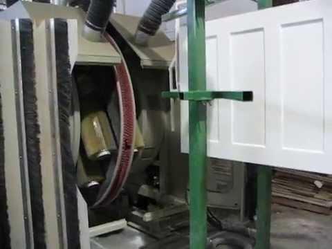 Pro-V - Hanging Line Sander