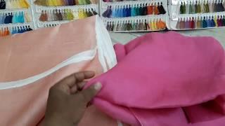 Which Fabric is Best for Bridal Lehenga - Zardozi Fashion Farrukhabad