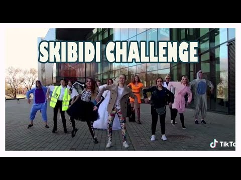 BEST Skibidi Dance Challenge Tik Tok #SKIBIDI #LITTLEBIG