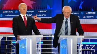 Democratic candidates in fifth presidential debate agree on impeachment, little else