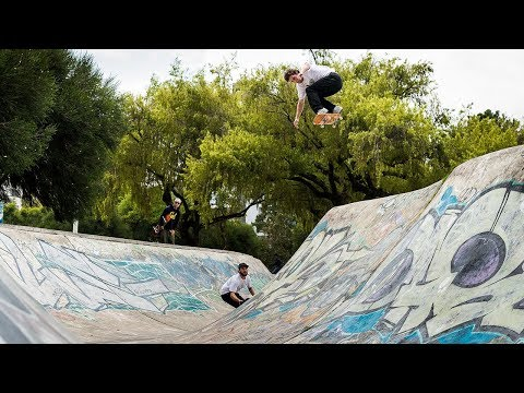 Spitfire Wheels Ecuador Hellride Video